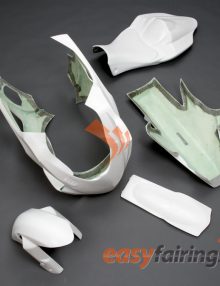 Easy Fairings 07-08 Suzuki GSXR-1000 Fiberglass Race/Track Fairings
