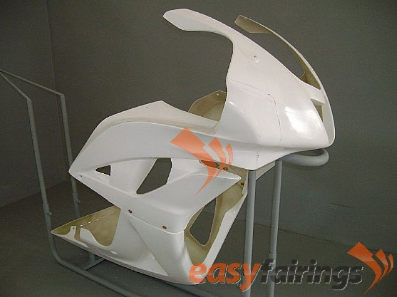 Easy Fairings 07-11 Honda CBR600RR Fiberglass Race/Track Fairings