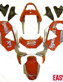 Easy Fairings 04-07 Honda CBR600 F4i Fairings: Spains No.1