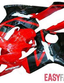 Easy Fairings 99-00 Honda CBR600 F4 Fairings: Red/Black (99, 00)