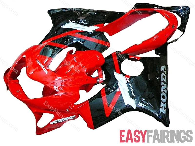 Easy Fairings 99 00 Honda Cbr600 F4 Red Black 2000 CBR