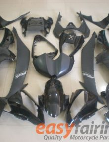 Easy Fairings  2008-2013 Yamaha Black R6 fairings