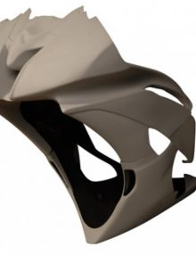 Easy Fairings Armour Bodies Pro-Series Race/Track Fairings: 08-11 Yamaha YZF-R6