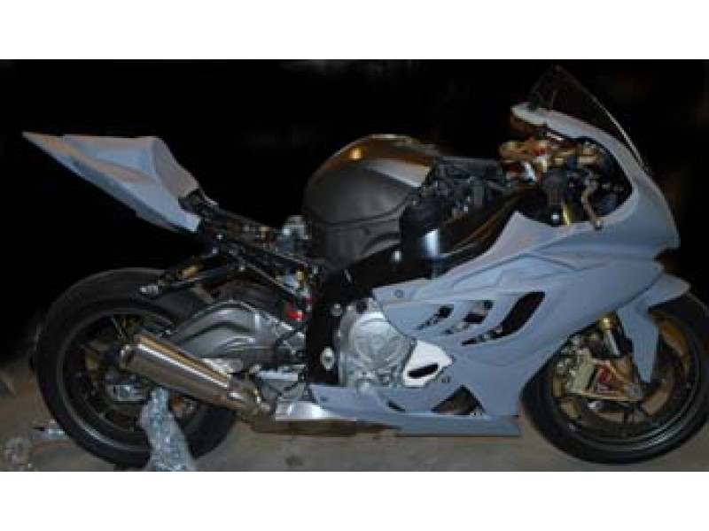 Easy Fairings Armour Bodies Pro-Series Race/Track Fairings: 09-12 BMW S1000RR