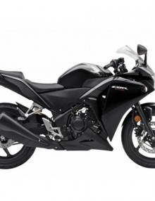 ABS Fairings All Black - 2011-13' CBR250R