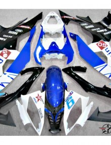 ABS Fairings Motorex Racing 24pc Fairing Set - Yamaha R6 2008-2014