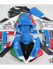 ABS Fairing 500 Series 16pc Fairing Set - Yamaha YZF-R1 2002-2003