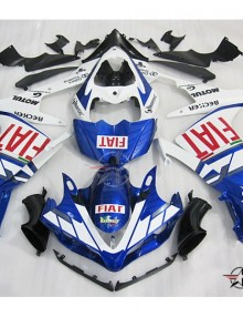 ABS Fairings Fiat Racing 26pc Fairing Set - Yamaha YZF-R1 2007-2008