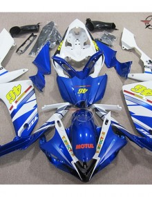 ABS Fairings Yamaha Racing 26pc Fairing Set - Yamaha YZF-R1 2007-2008