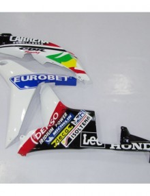 ABS Fairings Eurobet Racing 26pc Fairing Set - Honda CBR600RR 2007-2008