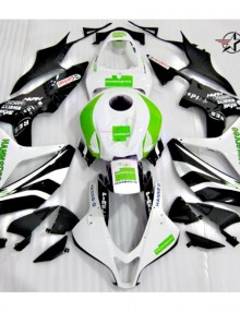 ABS Fairings Hannspree Racing 26pc Fairing Set - Honda CBR600RR 2007-2008