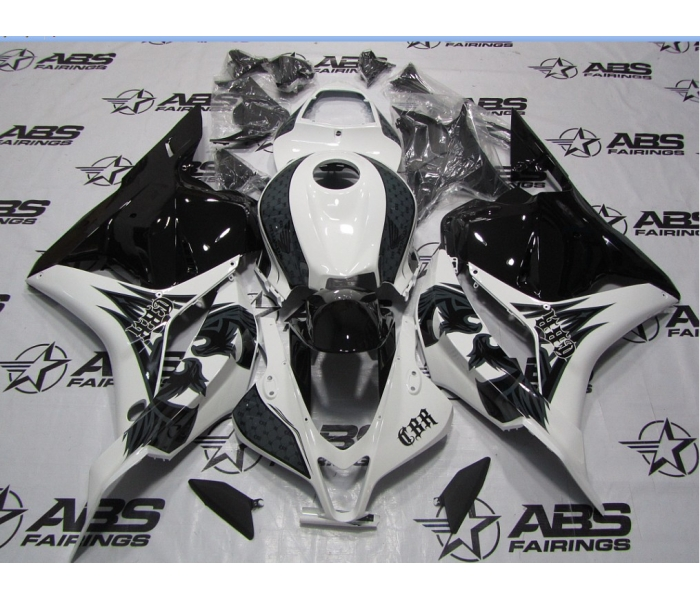 ABS Fairings Limited Edition Grey Phoenix 26pc Fairing Set - CBR600RR 2009-2012
