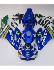 ABS Fairings Movistar Series 21pc Fairing Set - Honda CBR1000RR 2004-2005