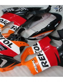 ABS Fairings Repsol Racing 12pc Fairing Set - Honda CBR600 F4 1999-2000