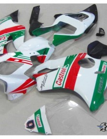 ABS Fairings Castrol Racing 8pc Fairing Set - Honda CBR600 F4i 2001-2003