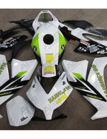 ABS Fairings Hannspree Edition 22pc Fairing Set - Honda CBR1000RR 2012-2013