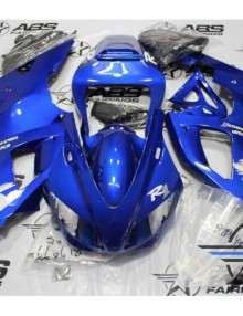 ABS Fairings Blue YZF Edition - 98-99' R1