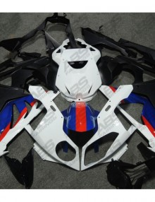 ABS Fairings OEM Style Red & Blue - 2009-14' BMW S1000RR