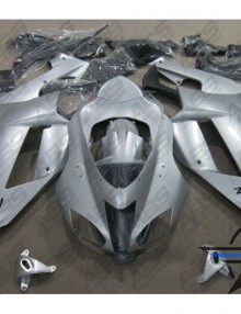ABS Fairings **CLEARANCE** All Silver- 07-08' ZX6R