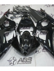 ABS Fairings All Black - 06-09' R6S