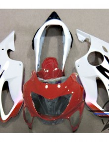 ABS Fairings Red & White - 99-00' CBR F4