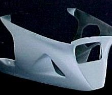 Sharkskinz 1 PIECE LOWER - GSXR1000 2001-2002