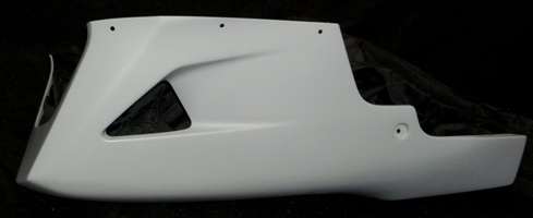 Sharkskinz 1 PIECE RACE LOWER Ninja 250 2008