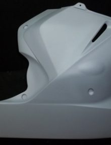 Sharkskinz 1 PIECE AMA LOWER CBR600RR 2009-2012