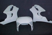 Sharkskinz LOWER R/H CBR900RR 1993-1995