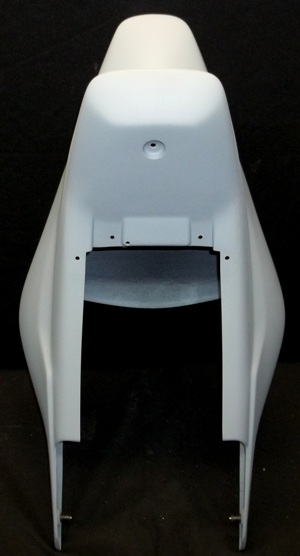 Sharkskinz RACE SS TAIL-CBR250R 2012