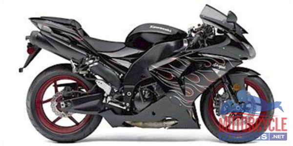 abs fairings black with red flames 06 07 39 zx10r. Black Bedroom Furniture Sets. Home Design Ideas