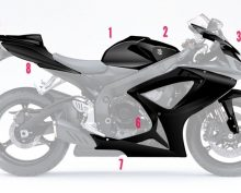 Design Your Own Custom Fairings