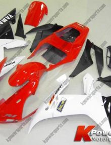 16 Piece Red/White/Black Fairing Set 1 - Yamaha R1 2002-2003