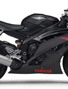Black ABS Fairing Set - Yamaha R6 2008-2010