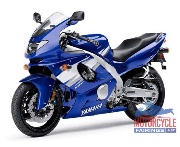 Blue Fairing Kit 18-piece - Yamaha Thundercat 1997-2007