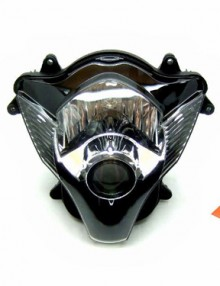 Easy Fairings Clear Headlight- Suzuki GSXR600/750 2006-2007