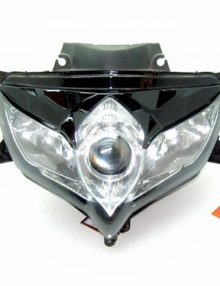 Easy Fairings Clear Headlight - Suzuki GSXR 600 2008-2010