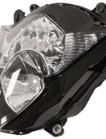 Easy Fairings Clear Headlight - Suzuki GSXR 1000 2005-2006