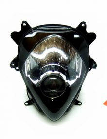 Easy Fairings Clear Headlight - Suzuki GSXR 1000 2007-2008