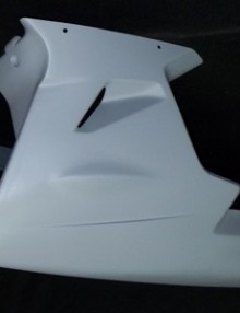 SharkSkinz 1 Piece Lower Fairing - Aprilia RS125