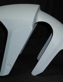 SharkSkinz Front Fender Fairing - Aprilia RS125