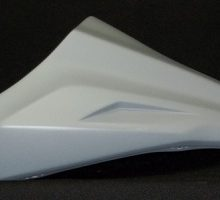SharkSkinz Race Tail - Uses Stock Seat Fairing - Aprilia RS125