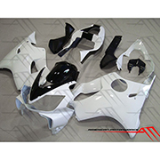 American Motorworks White And Black 01-03 CBR600F4I