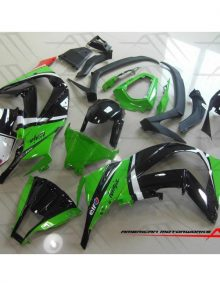 American Motorworks Green And Black Elf 11-14 ZX-10R