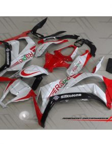 American Motorworks Red And White Rapid 11-14 ZX-10R