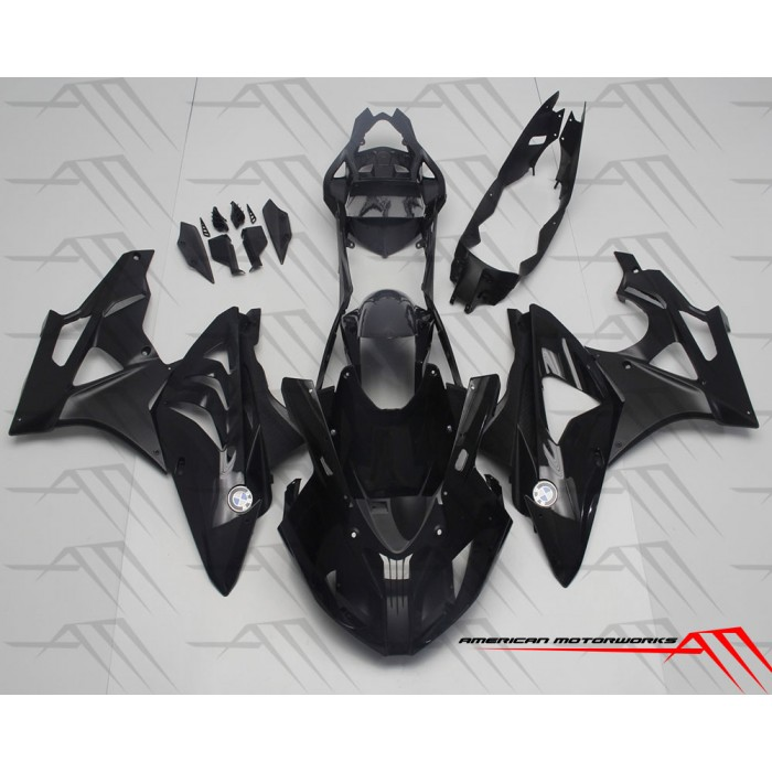 American Motorworks Black on Black 09-14 BMW S1000RR