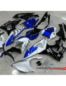 American Motorworks Blue White And Black 09-14 BMW S1000RR