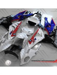 American Motorworks Blue White And Red 09-14 BMW S1000RR